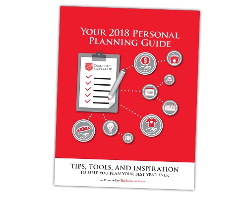 Make 2018 Your Best Year Ever - Get Your 2018 personal Planning Guide