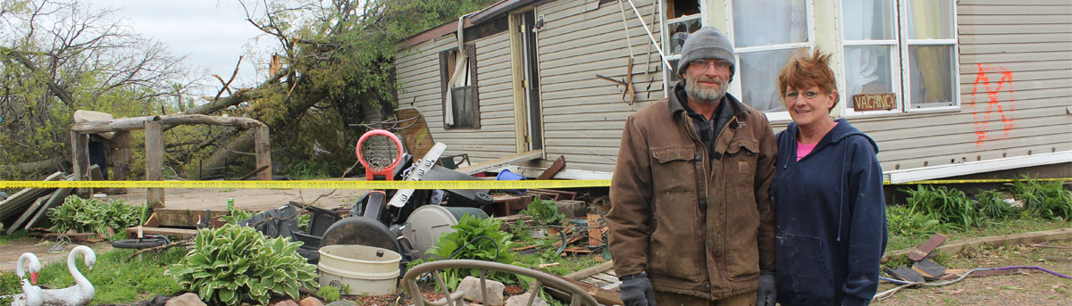 Chetek tornado survivor: 'With anything bad that happens, something good will come out of it'