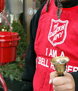 Salvation Army Oshkosh Bell Ringer
