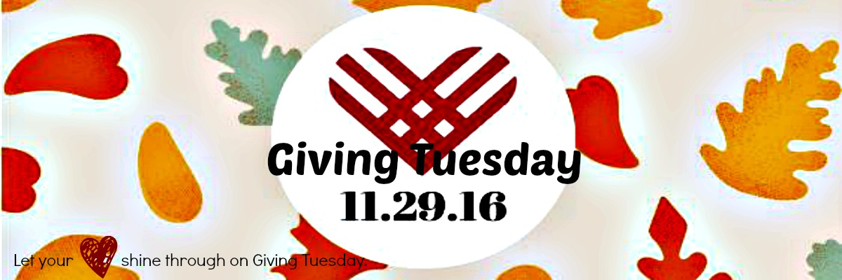 Giving Tuesday 11-16