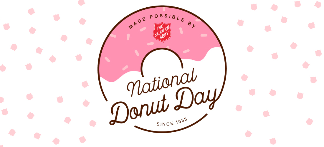 The Salvation Army National Donut Day