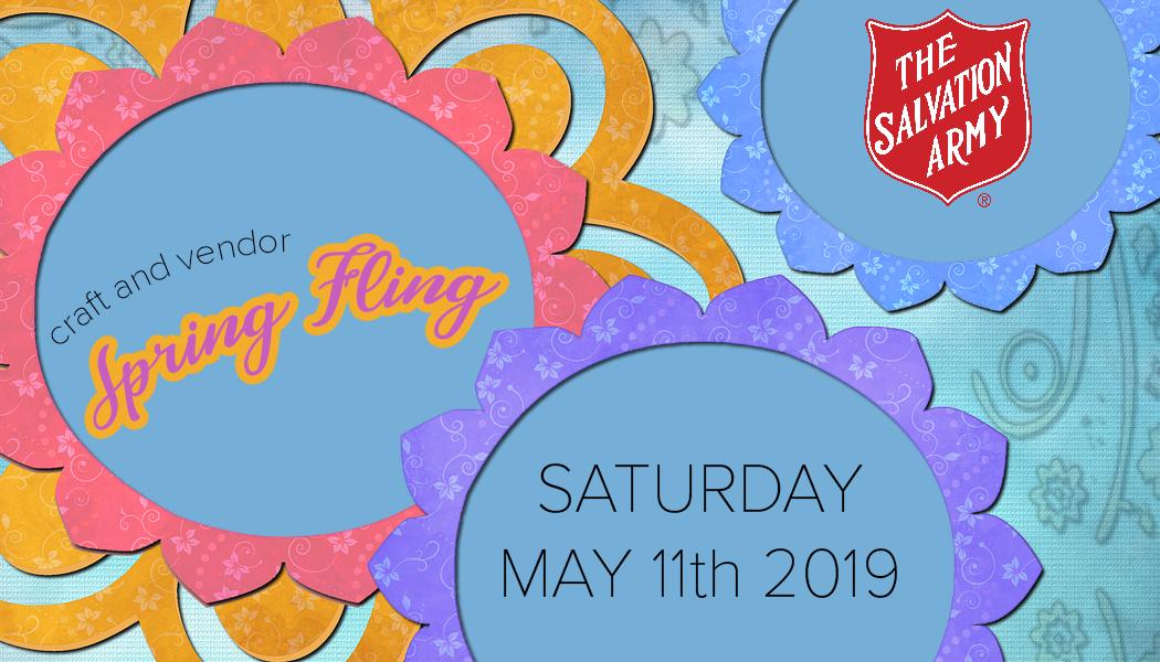 Spring Fling Craft & Vendor Fair Image