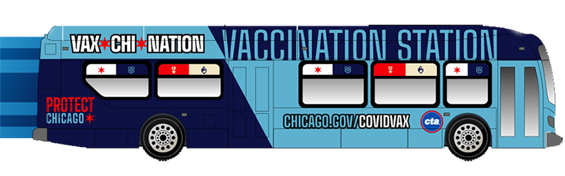 Vaccination Station in Englewood Image
