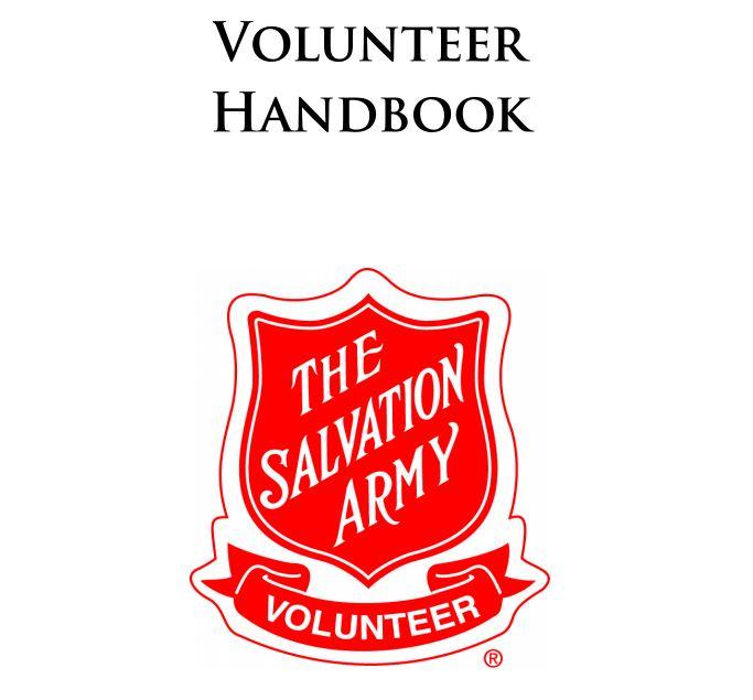volunteering job description