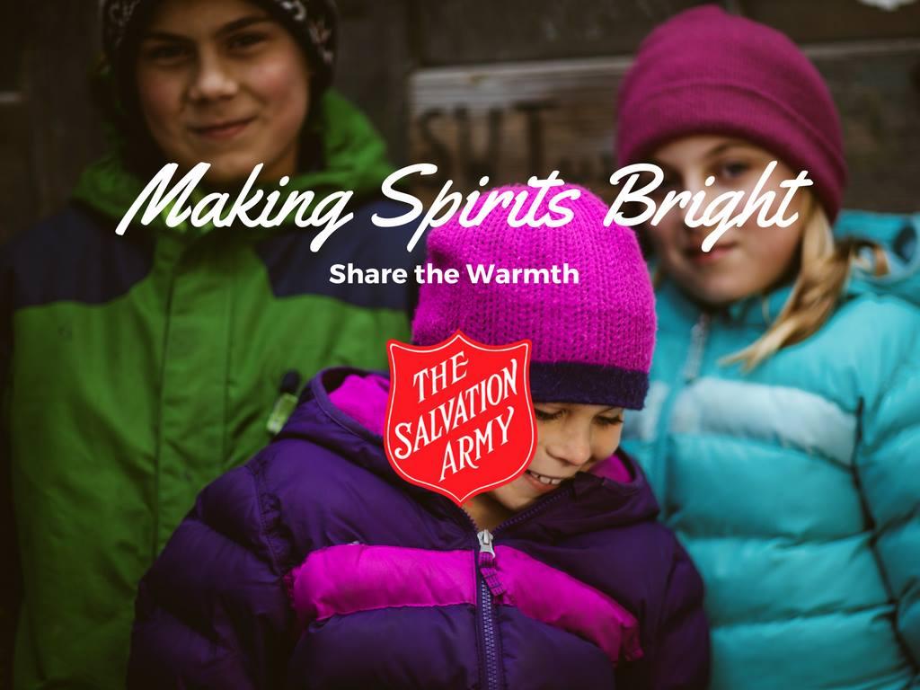 Share the Warmth Coat Drive kicks off October 1 Image