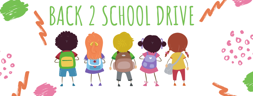Back 2 School Drive Image