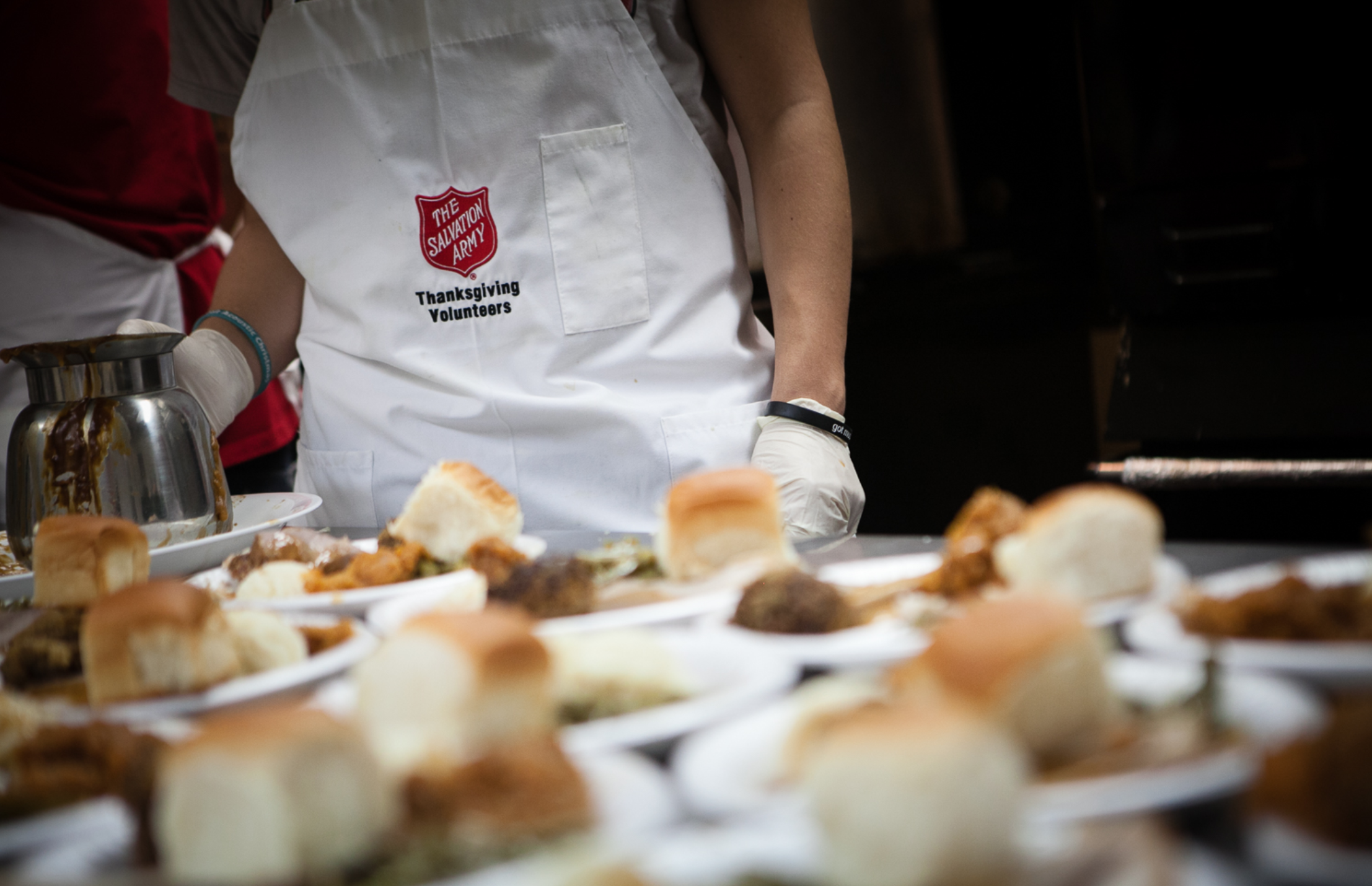 Help The Salvation Army Fight for Good this Thanksgiving