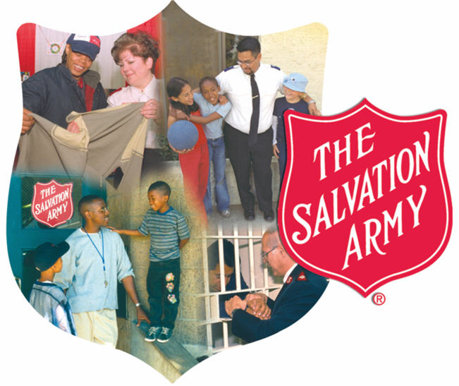 Salvation Army Program Photos
