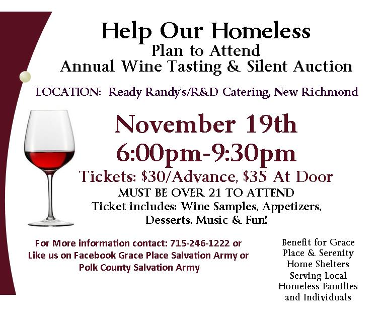 Annual Wine Tasting Event