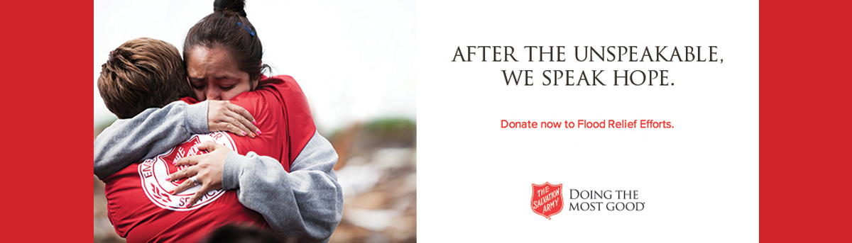 Salvation Army Services Provided