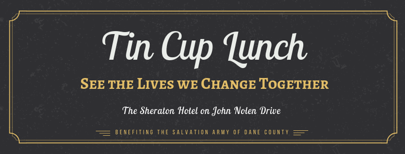 Tin Cup Lunch Fundraiser Image