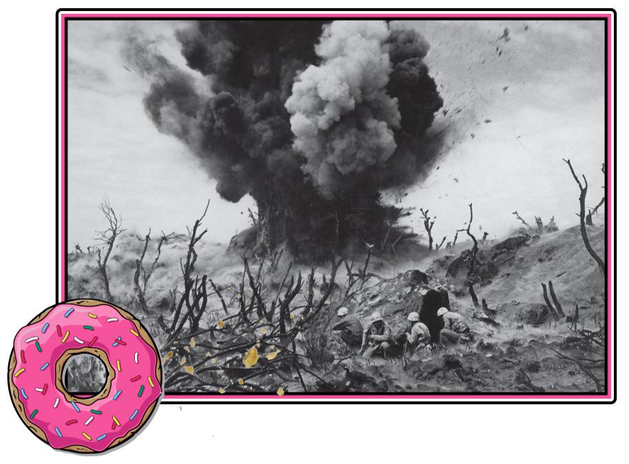 War & Donuts