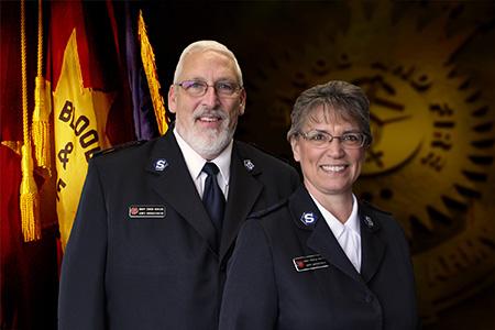 Envoys Edwin & Theresa Hoskins