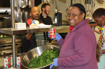 Heartland Salvation Army Feeding