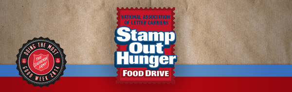 National Letter Carrier's Food Drive