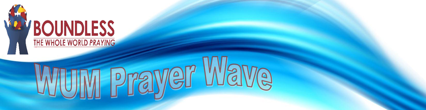 WUM Prayer Wave