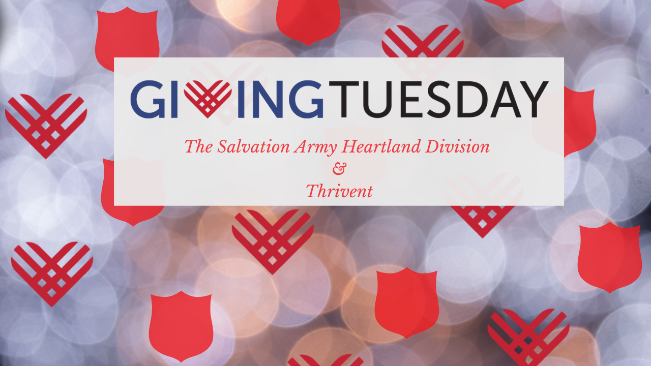 Giving Tuesday & Online Christmas Concert Image