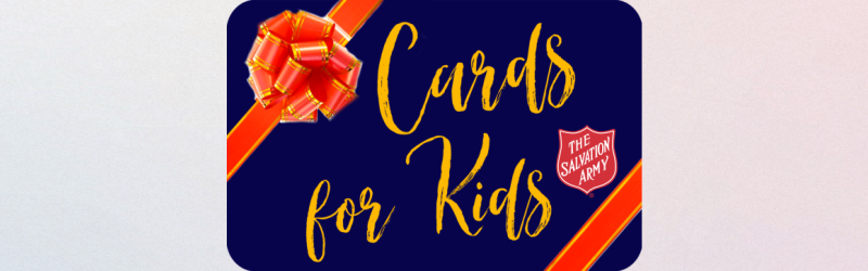 Cards for Kids (Previously Adopt a Family) Image