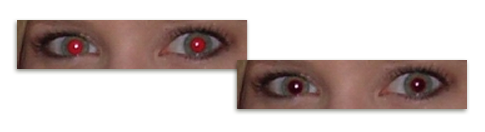 Auto Red Eye Detection and Removal