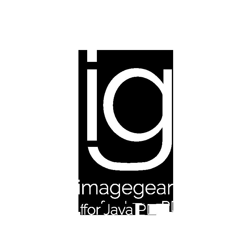 Documentation For Imagegear For Java Pdf Sdk