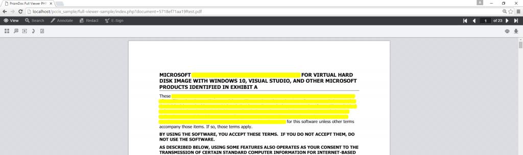 HTML5 Document Viewer | FAQs | Accusoft