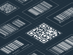 using barcodes in documents
