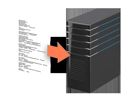 Storage of Data