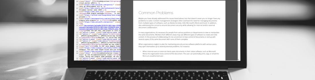 How To Convert Html To Pdf In Java Using Prizmdoc Api Accusoft