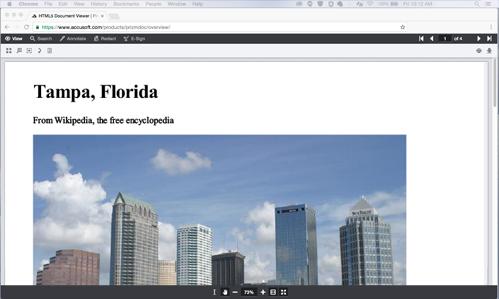 Tampa PDF