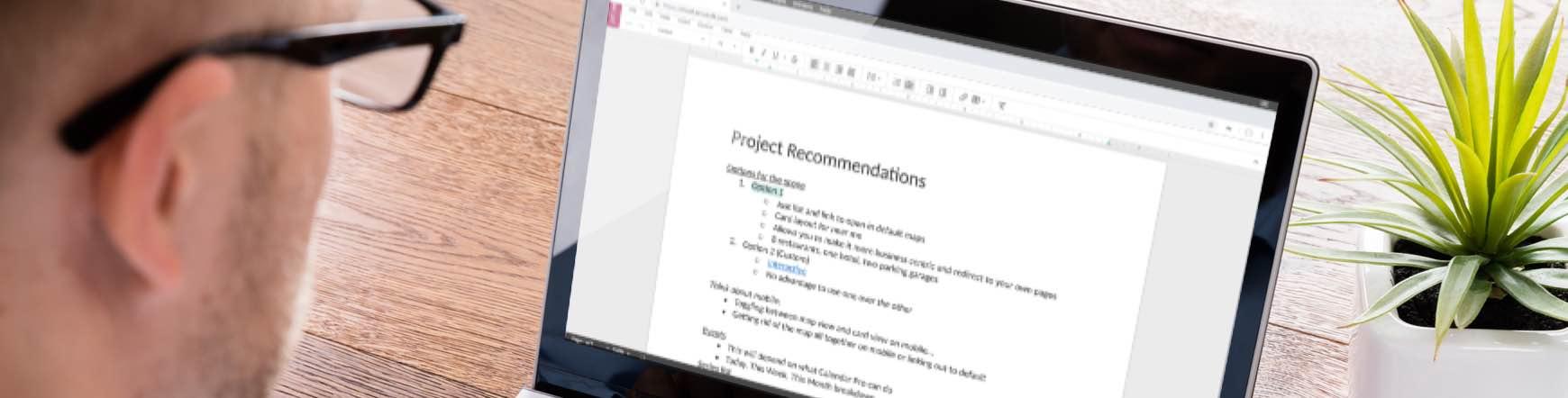 PrizmDoc Editor in use