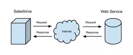 Communicating with External Systems in a Salesforce Application