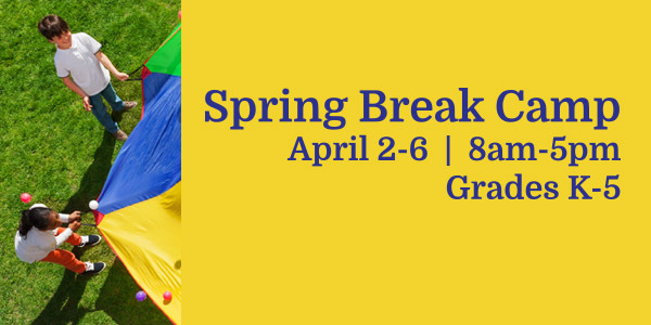 Spring Break Camp - Salvation Army Kroc Center, Ashland, Ohio