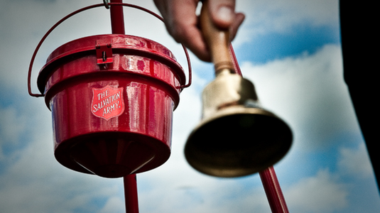 Red Kettle Donations