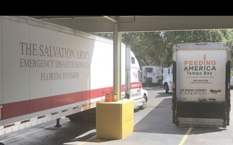 Feeding American And The Salvation Army