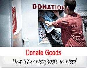 Do Good. Donate Goods.