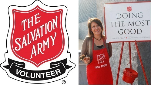 Volunteer with The Salvation Army New Brunswick