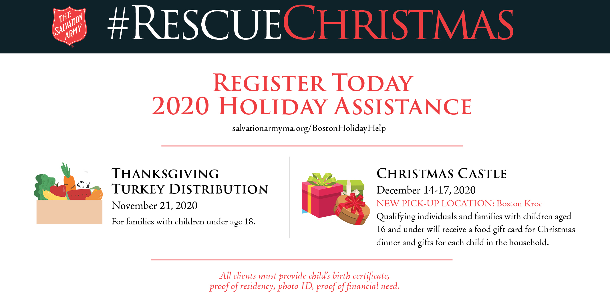 DHQ Holiday Help