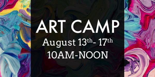 Salvation Army Kroc Center Art Camp