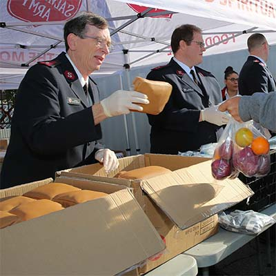 The Salvation Army Receives $15 Million from Lilly Endowment Inc.