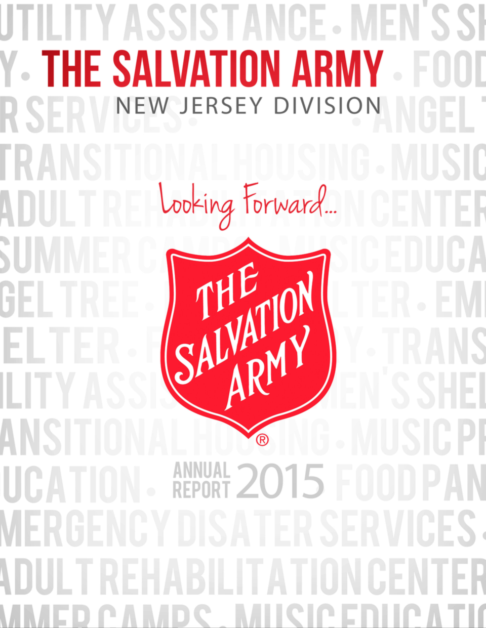 The Salvation Army New Jersey Division News