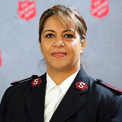 Lt. Claudia Cano