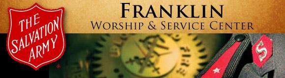 franklin salvation army