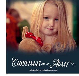 Christmas Has An Army