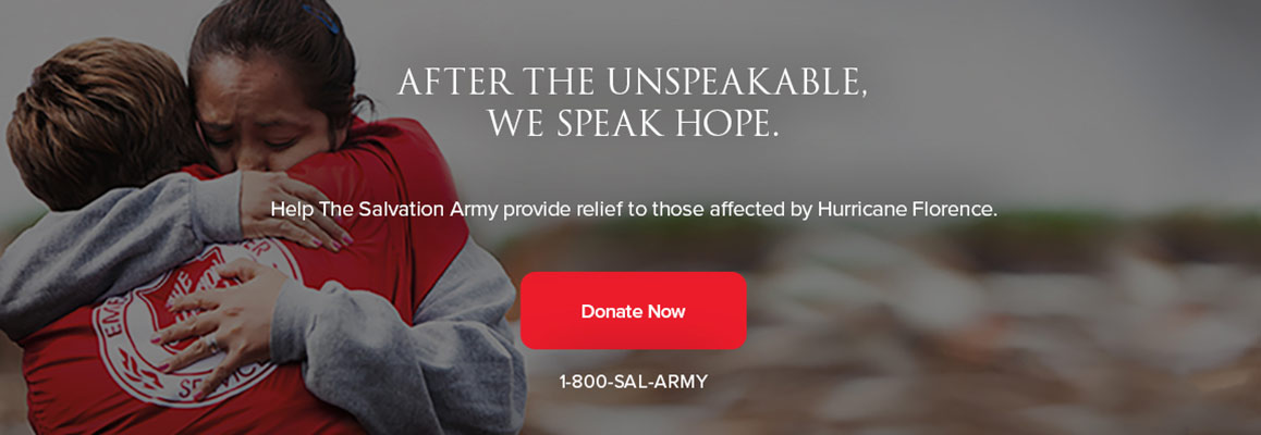 The Salvation Army Newsletter Fall 2018 Connecticut and Rhode Island