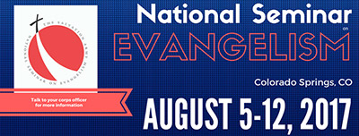 National Seminar Evangelism | August 5-12, 2017