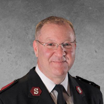 Major Steven B. Stoops