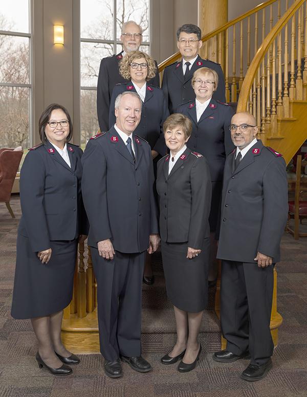 Executive Council 2019