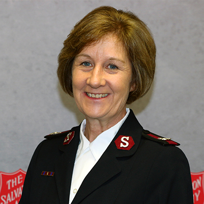 Major Joyce Hartshorn