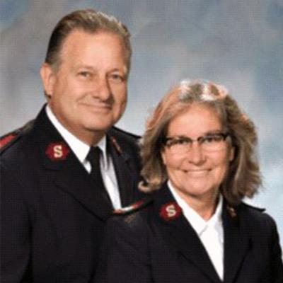 Majors R. Michael & Cathy Himes