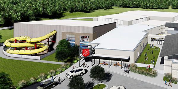 Ashland Kroc Center announces expansion project
